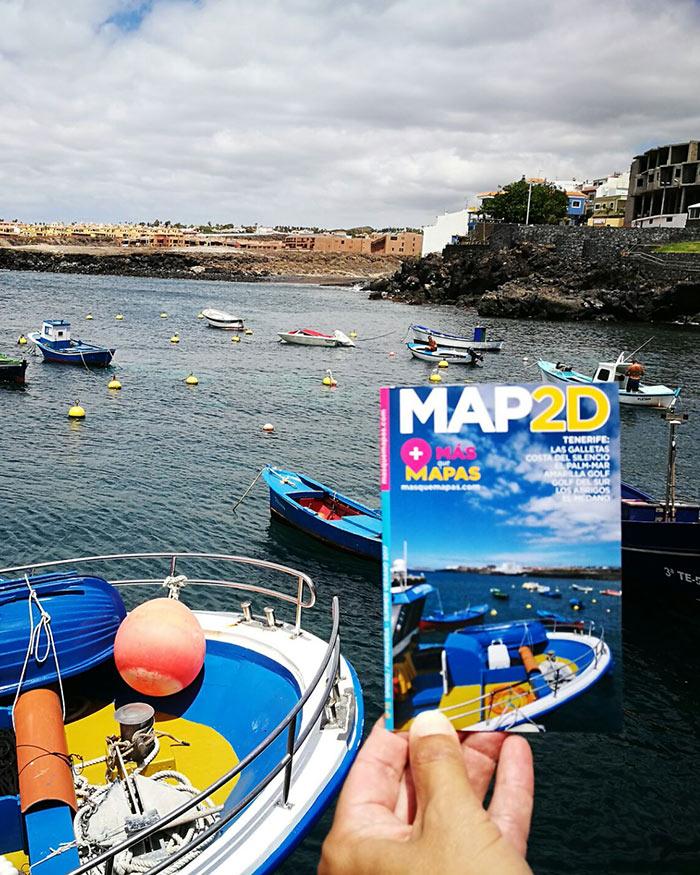 Los Abrigos Mas que Mapas Tenerife