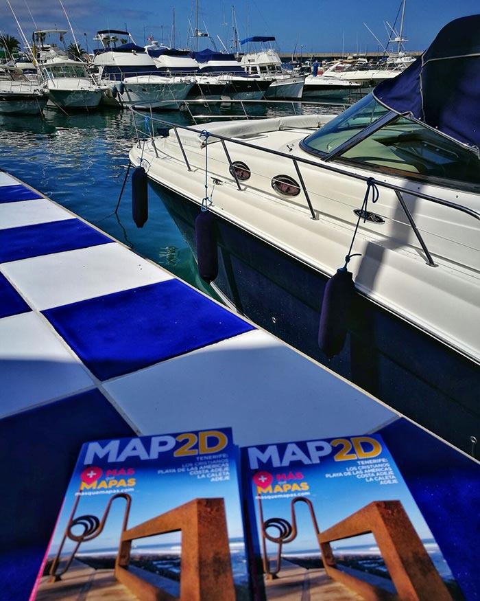 Mapa 2d Tenerife Mas que Mapas